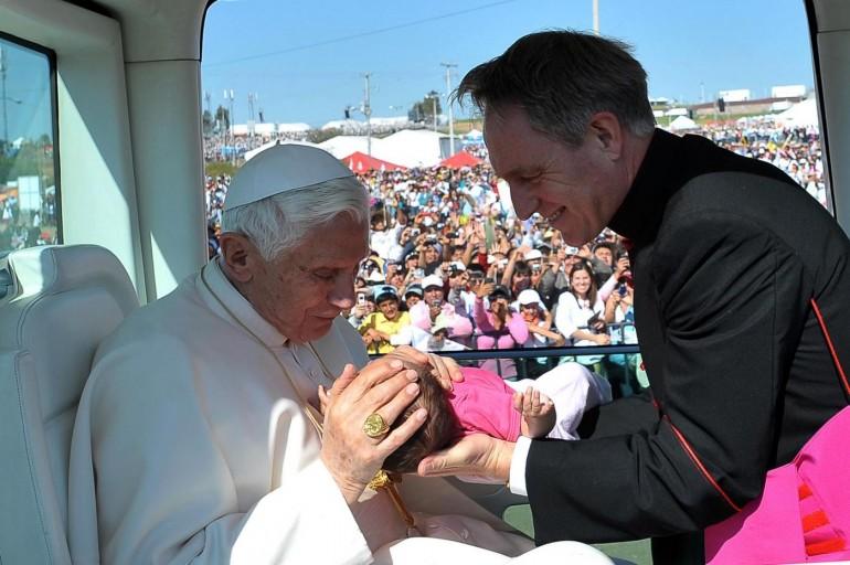 Papa Benedetto XVI in Messico
