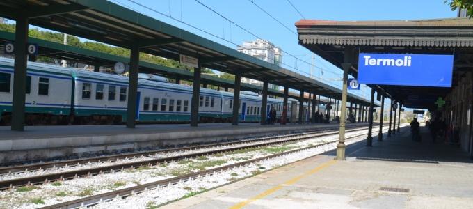 la stazione di Termoli (termolionline.it)