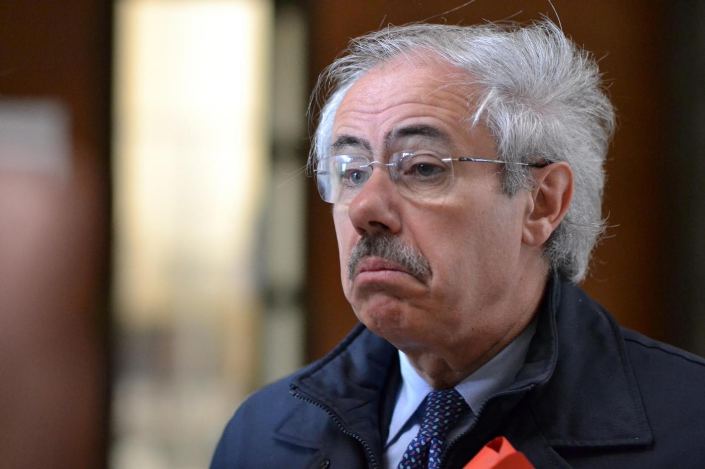 L'ex presidente della regione Sicilia Raffaele Lombardo a giudizio presso il Tribunale di Catania