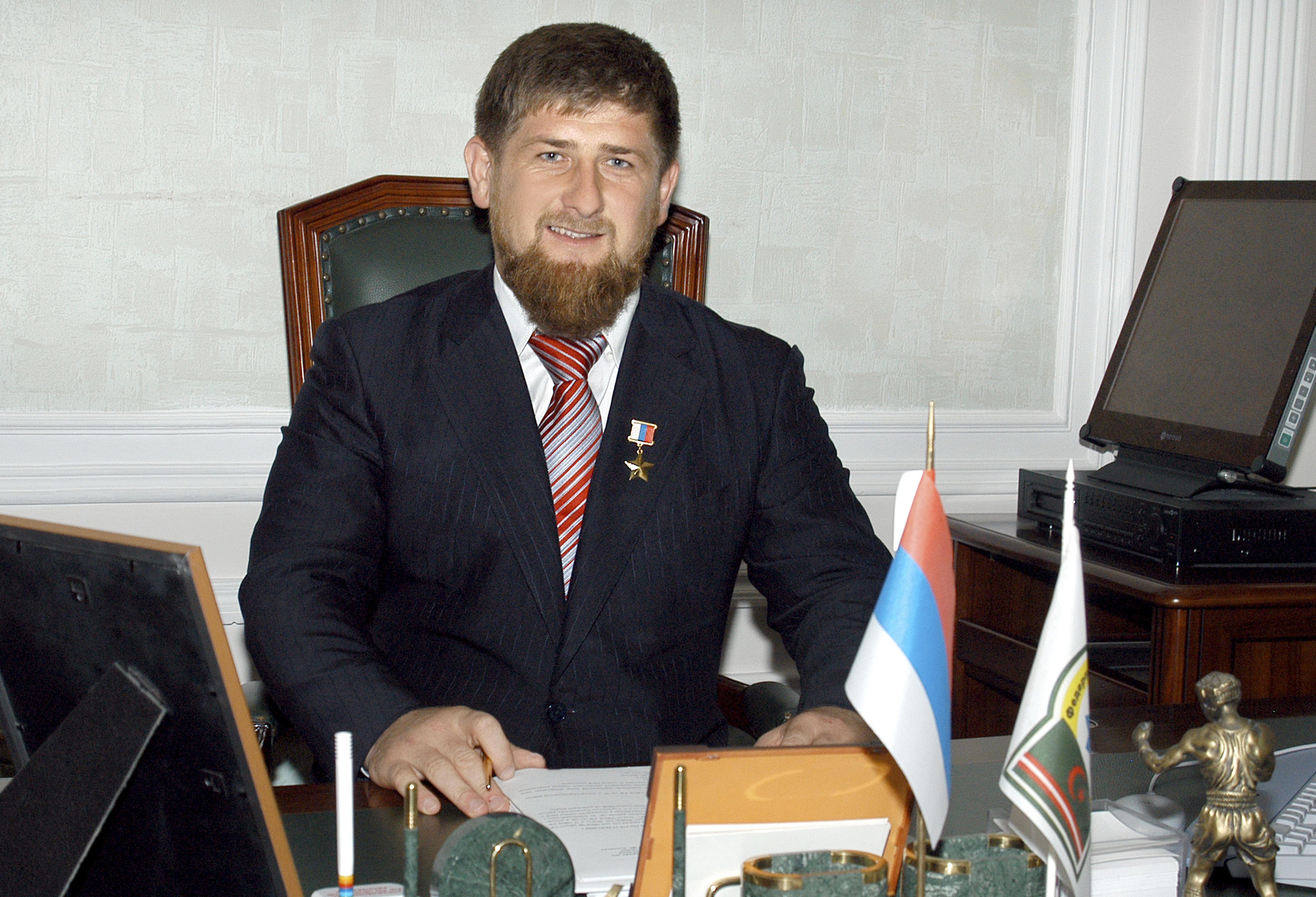 Ramzan Akhmadovich Kadyrov