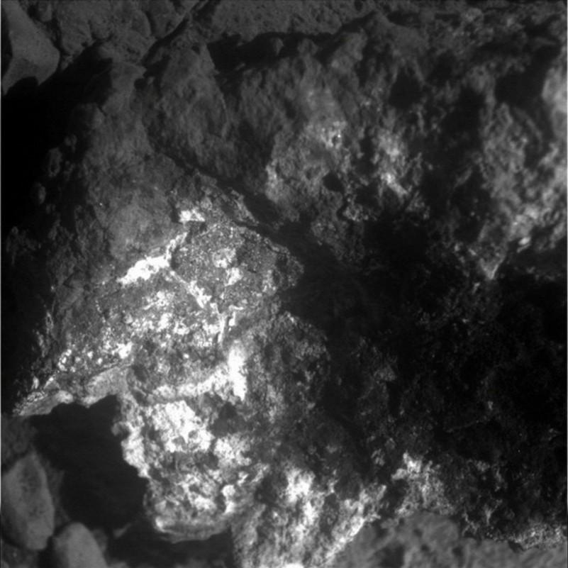 Un dettaglio della roccia a forma di ciambella (Photocredit Wikipedia)