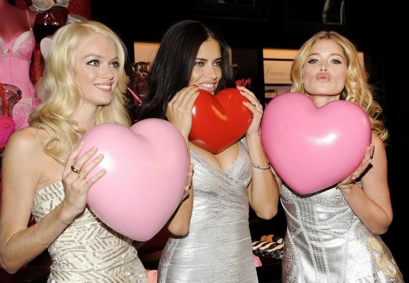 Victoria's Secret lancia la linea per San Valentino