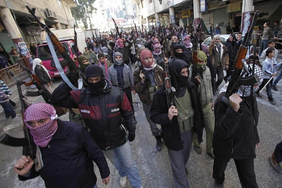 Siria, il paese sotto il fuoco delle forze governative
