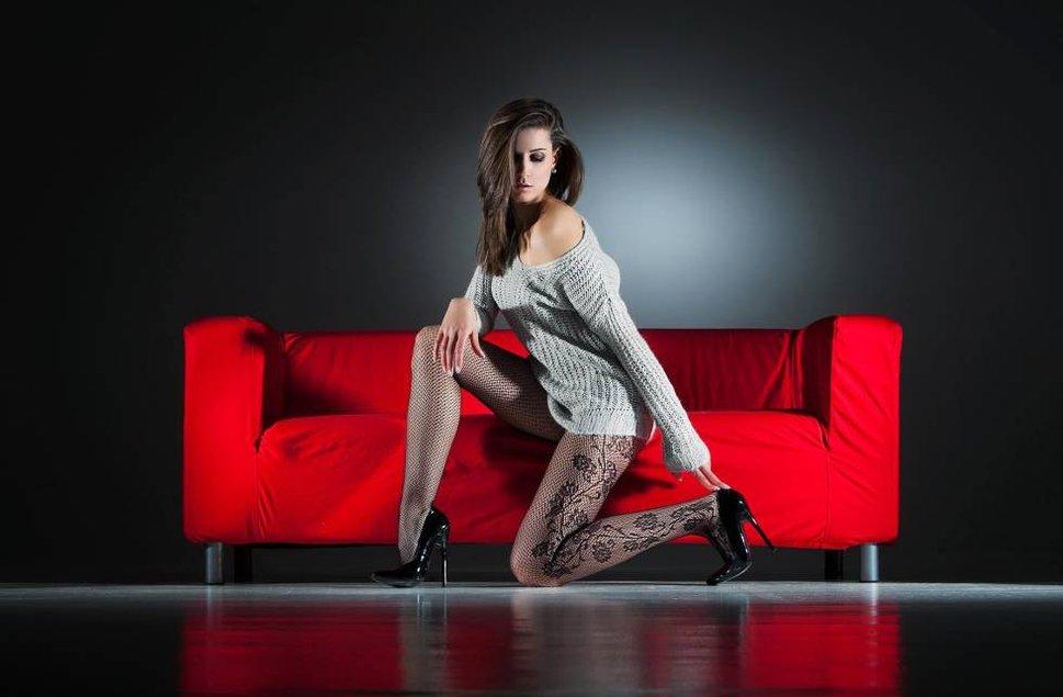 Aurélie Bollier arbitro sexy 02