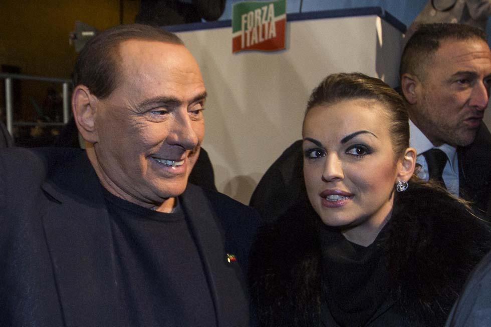 Marina Berlusconi-Francesca-Pascale