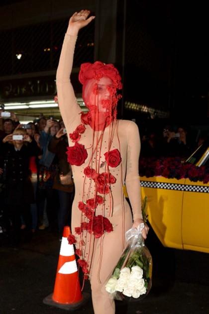 Lady Gaga concerto Roseland Ballroom