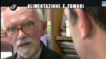 Le Iene dieta vegana alimentazione tumori 5