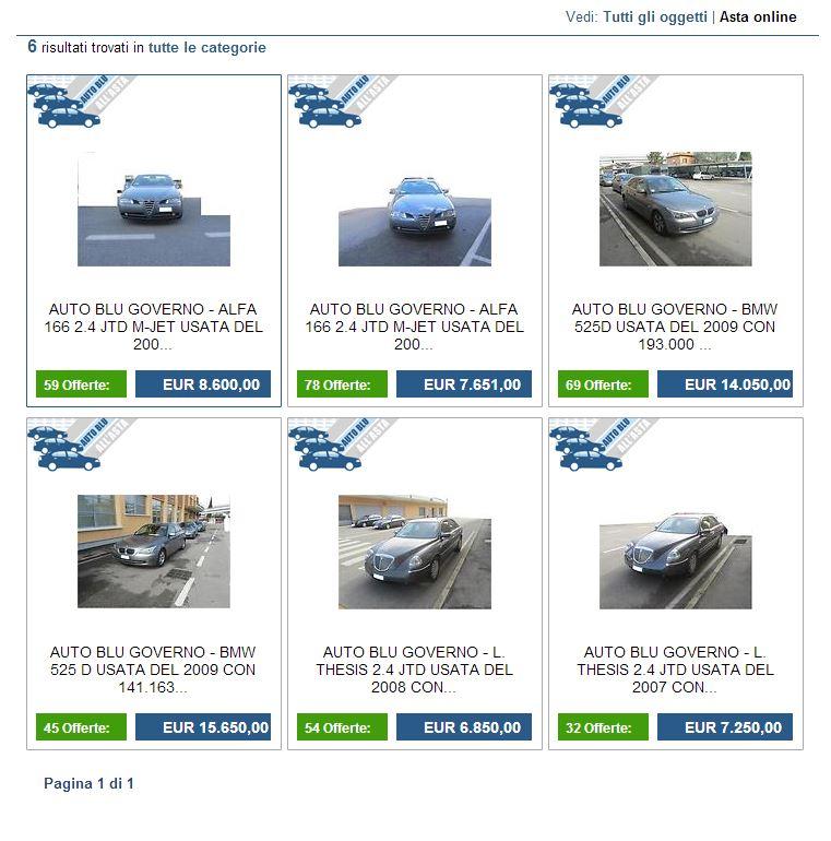 auto blu ebay