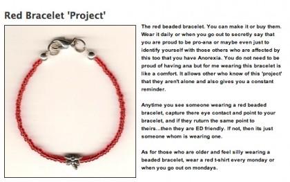 braccialetto anoressia 4