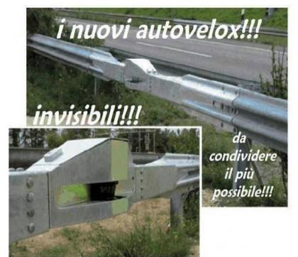 bufala autovelox 1