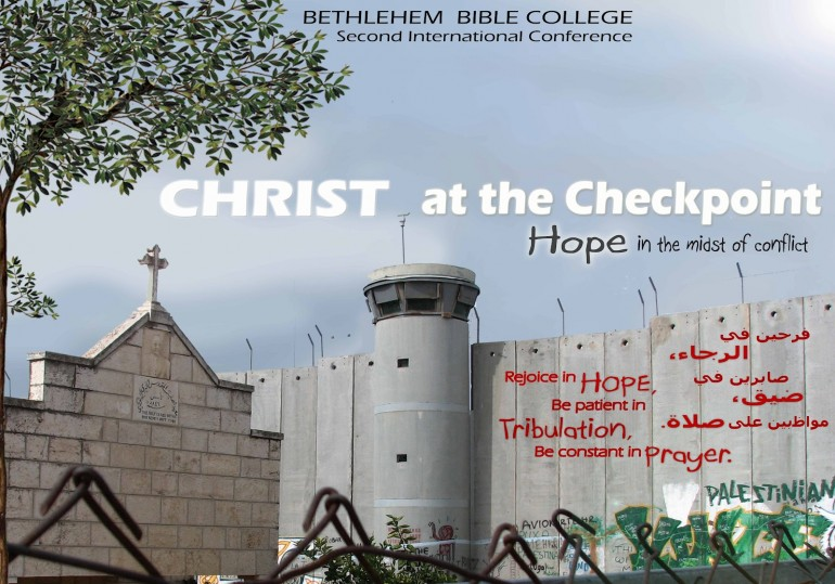 christ at the checkpoint 1