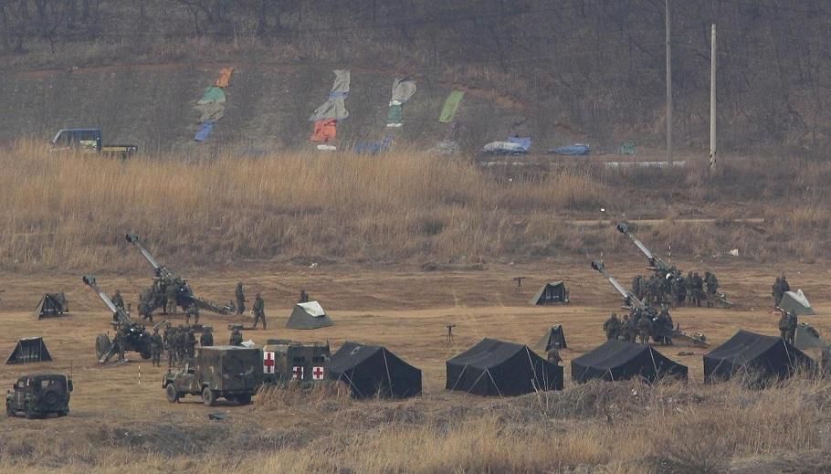 corea del nord corea del sud 2