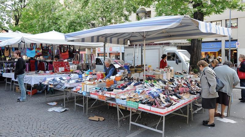 Il mercato del venerdì si sposterà in Piazza della Libertà: lavori in corso