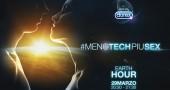 #menotechpiusex: la campagna di Durex per l'Earth Hour 2014