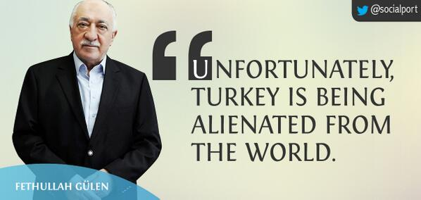 Fetullah Gulen, che si difende come può