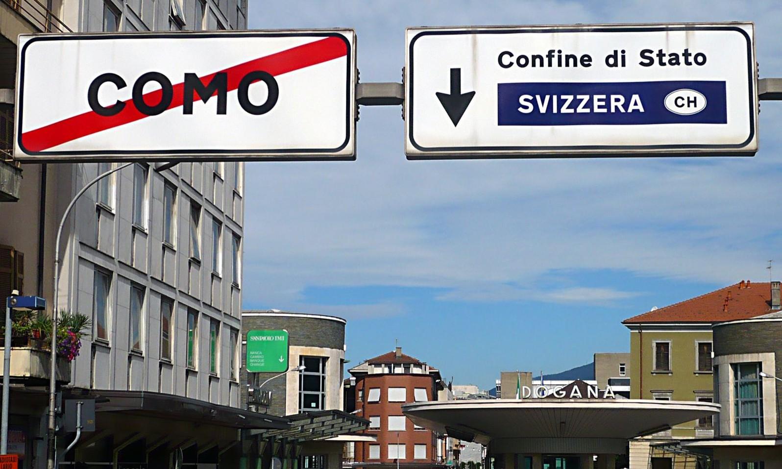 carne contrabbandata in svizzera
