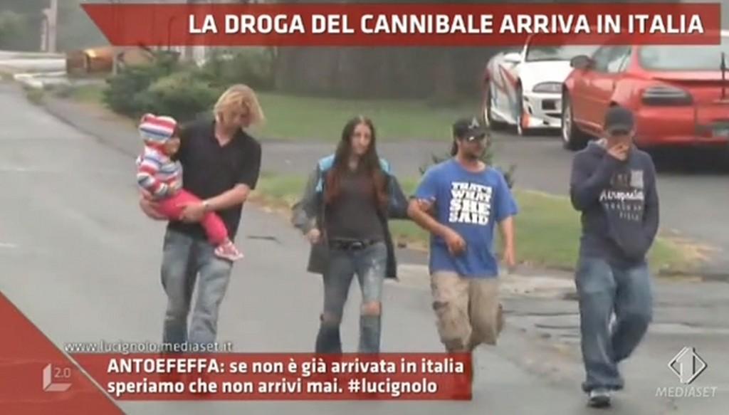 L 39 arrivo della droga del cannibale in italia foto 5 di - Sali da bagno droga ...