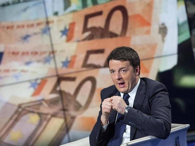 Rai1 - Matteo Renzi ospite a 'Porta a Porta'
