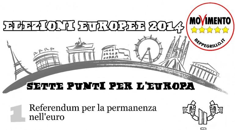 movimento 5 stelle regole candidature europee