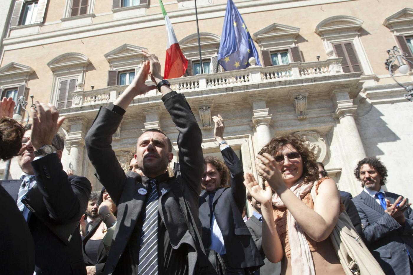 le regole per candidarsi alle europee con il movimento 5