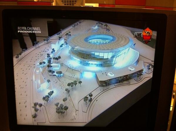 nuovo stadio roma 1