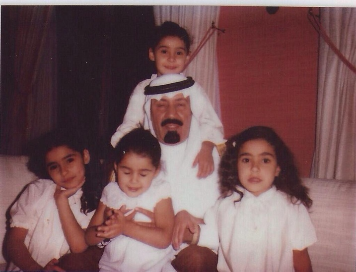 re abdullah figlie