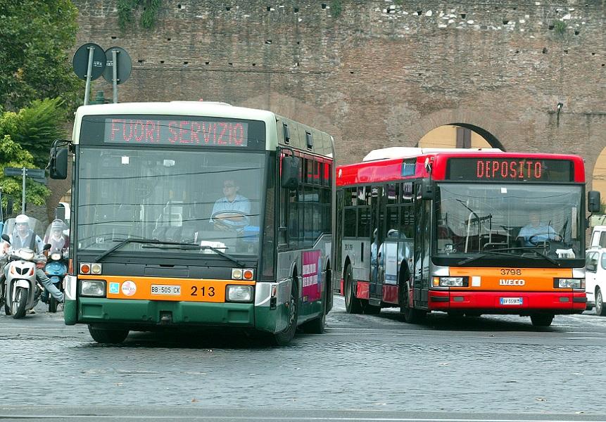 Sciopero mezzi pubblici