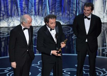 Paolo sorrentino La grande bellezza Oscar
