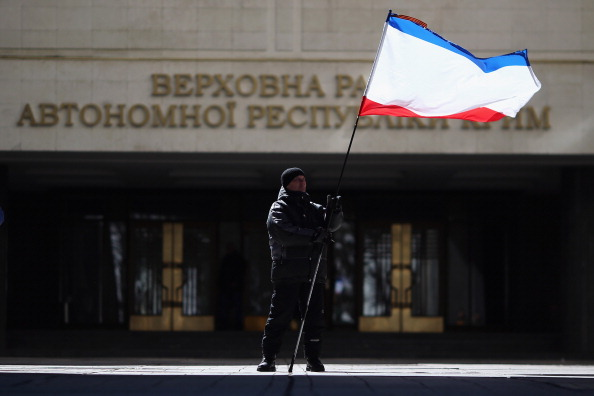 Crimean Parliament Seeks Formal Union With Russia