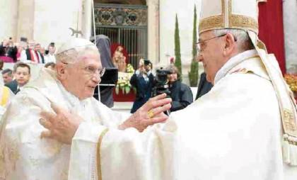 Canonizzazione Giovanni Paolo II Giovanni XXIII 11