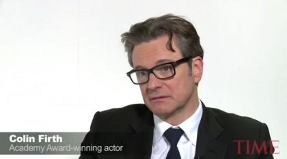 Colin Firth parolacce italiano 1