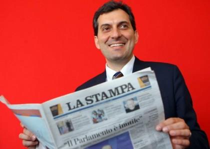 Ferruccio De Bortoli Corriere della Sera Mario Calabresi