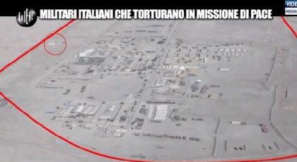 Le Iene torture militari italiani Nassiriya 3