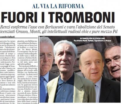 Matteo Renzi Senato 2