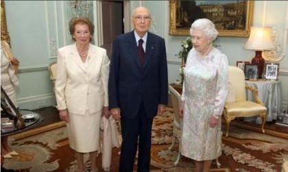 Regina Elisabetta II Roma 4