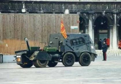 Secessionisti Veneti arrestati Tanko 4
