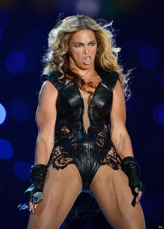 La foto di Beyoncé costato ai fotografi l'esclusione dal suo tour (Photocredit Huffington Post)