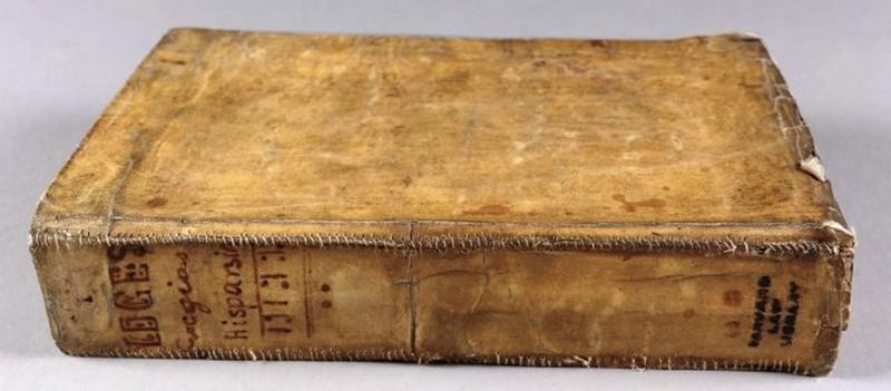 La bufala dei libri in pelle umana ritrovato ad Harvard