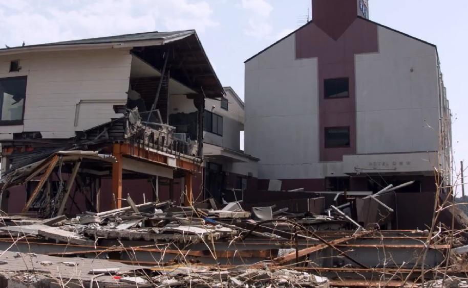 città abbandonata tomioka fukushima 11