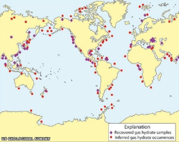 idrato di metano