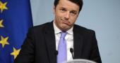 Matteo Renzi contro il «comico milionario» Beppe Grillo
