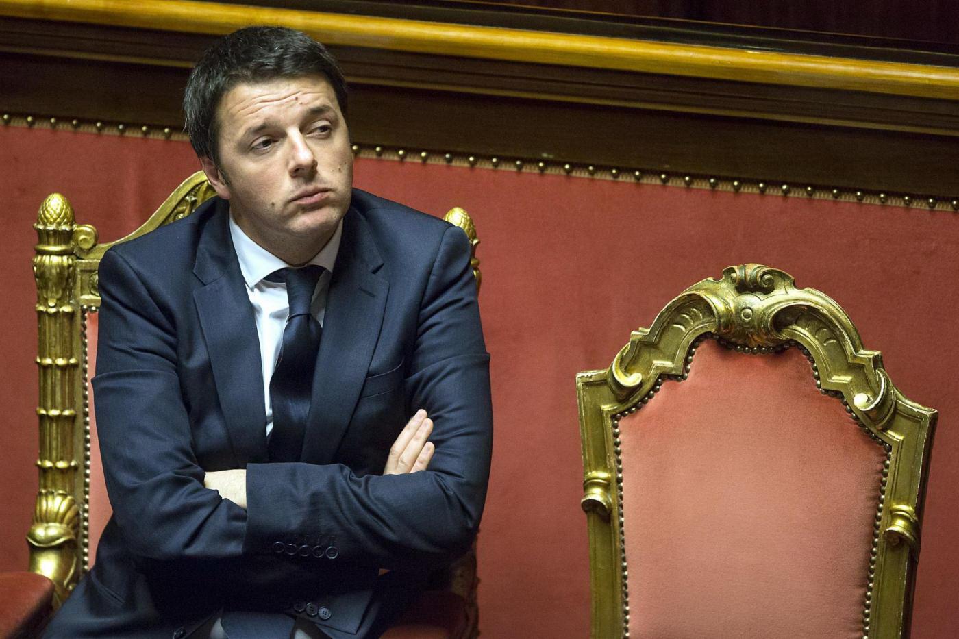 Perch il senato di renzi non ci porta in europa for Composizione senato