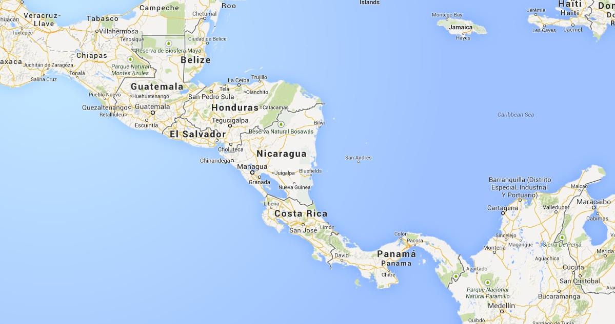 nicaragua terremoto 1