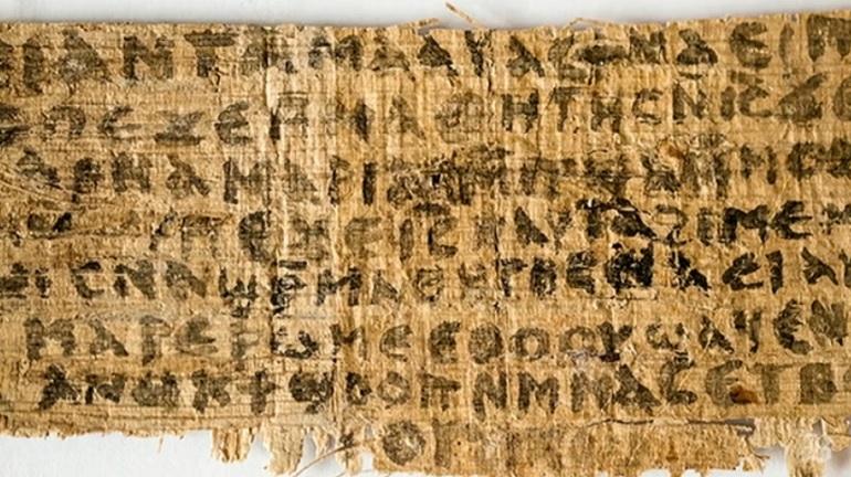 «Il 'papiro della moglie di Gesù' è autentico»