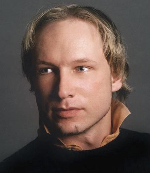 Anders Behrin Breivik, il presunto attentatore fermato sull'isola di Utoya