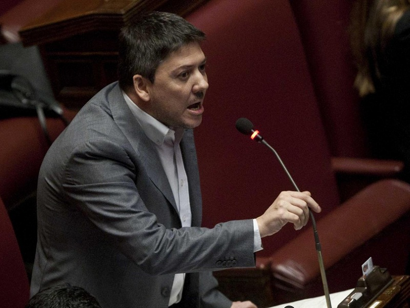 Camera - ratifica accordo Italia-Francia per realizzazione Tav Torino-Lione