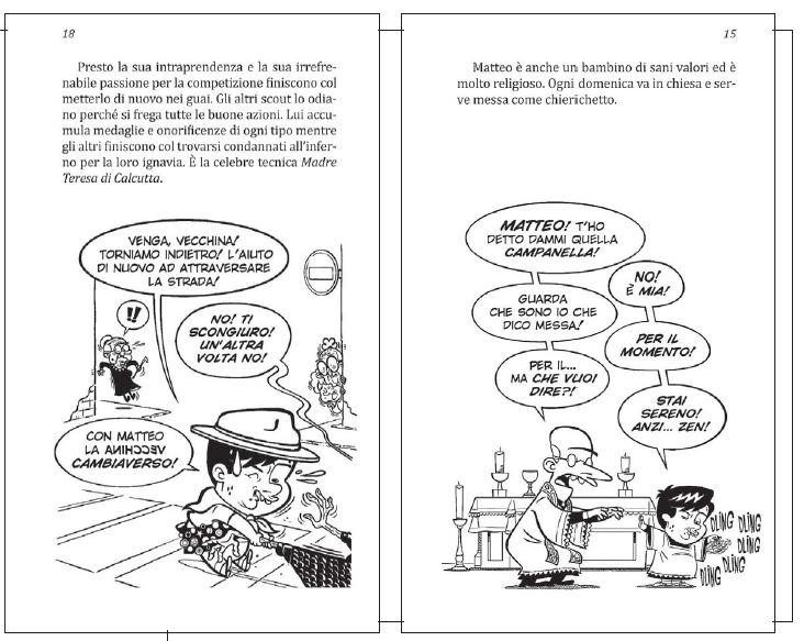 renzi storia fumetti libero 2