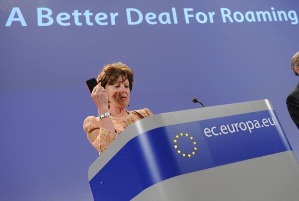 EU digital agenda commissioner Neelie Kr