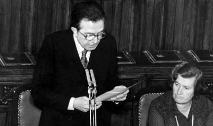 Andreotti nel 1972, ai tempi della prima presidenza del Consiglio