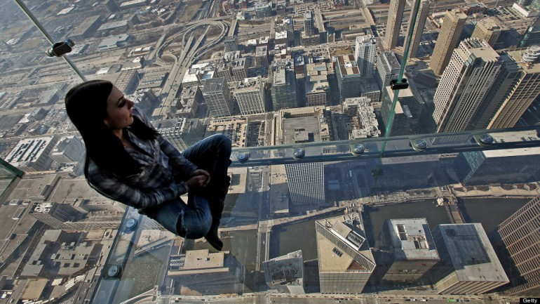 Watch Dogs Top Of Willis Tower